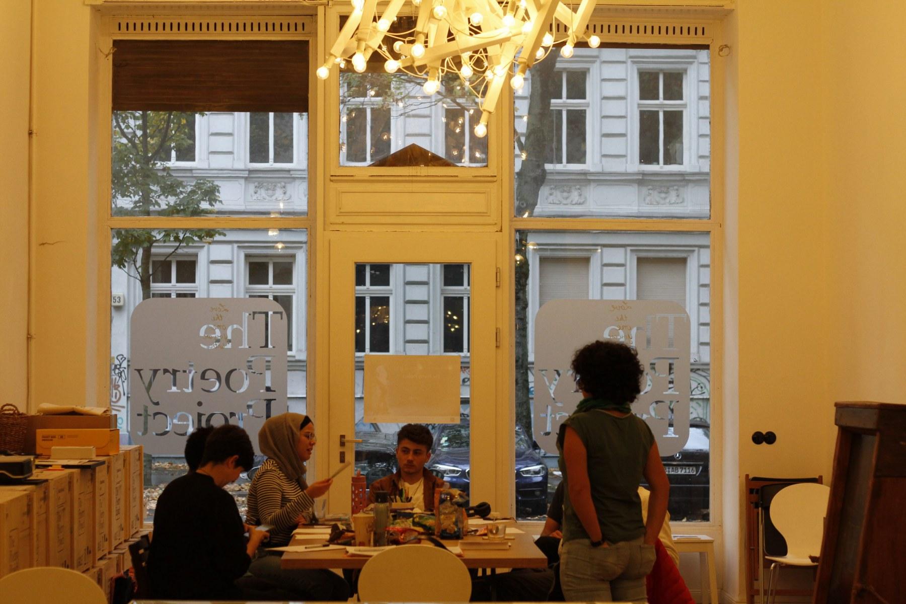 Schreibworkshop II: Dialoge über das Zusammenleben in Deutschland